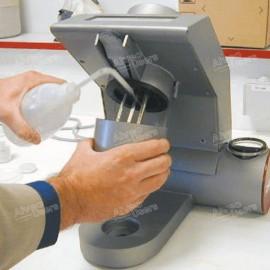 Limpieza del equipo SDmatic para la medición del almidón dañado en harinas, trigos y sémolas