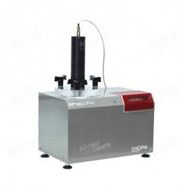 Rheo F4 de Chopin Technologies para medir las características de la masa durante el proceso de fermentación