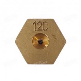 Boquilla de calibración 12C