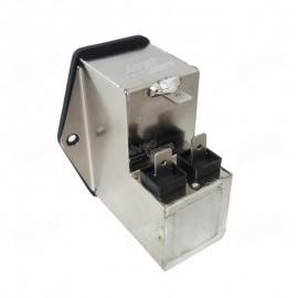 Filtro de red con fusible para el calculador de resultados alveográficos Alveolink