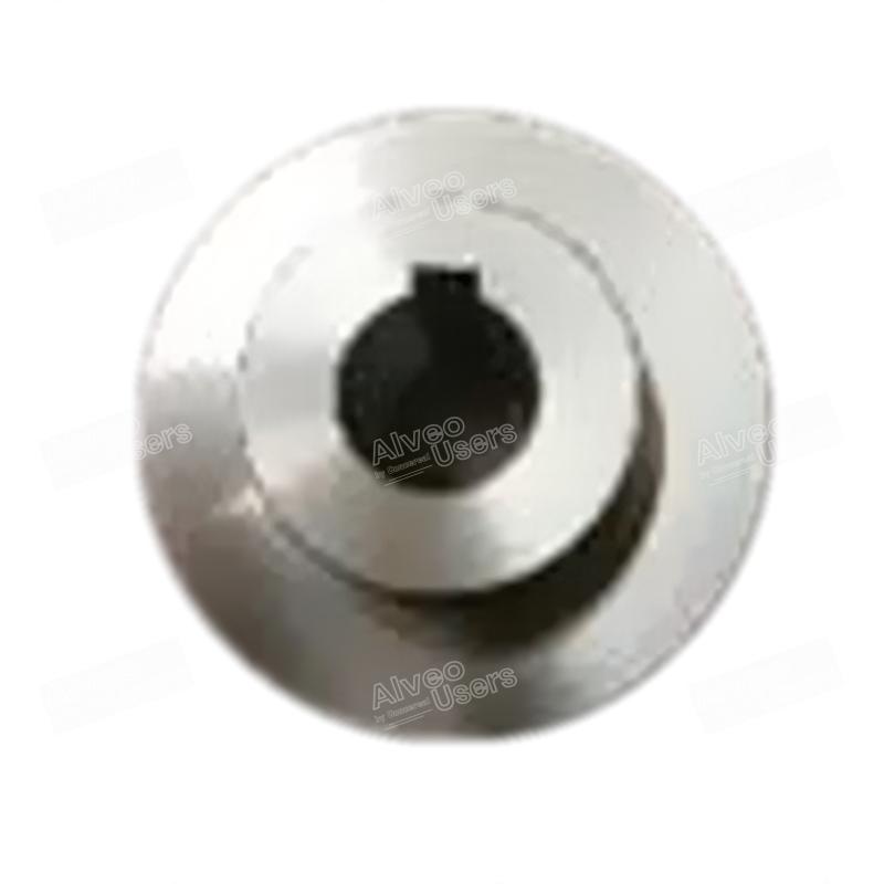 Polea de transmisión del motor de trituración del molino CD1