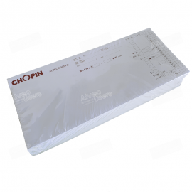 Bloque de papel para manómetro del Alveógrafo MA-82, MA-87, MA-95 y NG