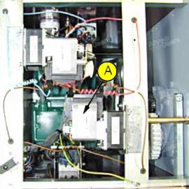 Micro-motor de trituración para Molino CD1