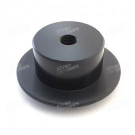 Base de boquilla de calibración de alveógrafo Modelos AlveoPC, NG, MA-95, MA-87 y MA-82