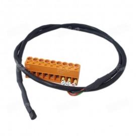 Sonda de temperatura con cable para los equipos alveográficos AlveoPC y AlveoNG