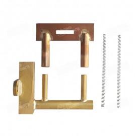 Rasqueta inferior equipada con muelles para el equipo de molienda Molino CD1 de Chopin Technologies