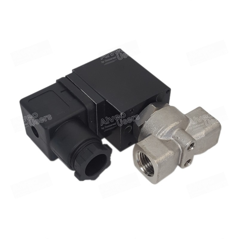 Nuevo modelo de electroválvula de agua para el circuito de refrigeración de los Alveógrafos NG y PC de Chopin Technologies