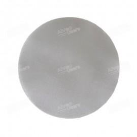 Tamiz de acero de 80 µ (sólo para ICC 137) - vista superior