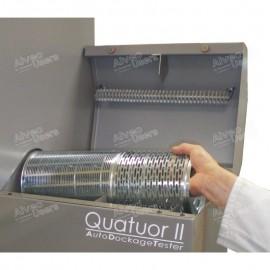 Limpiadora Quatuor II automática y rápida para cereales y granos para obtener la cantidad de impurezas