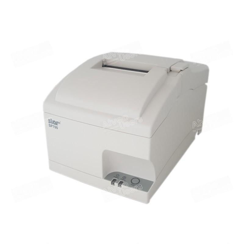 Impresora SP700 para imprimir textos forma matricial como pequeños recibos