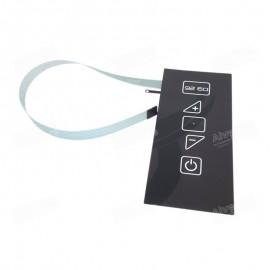 Teclado de Alveógrafo para Alveo PC