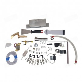 Kit completo de mantenimiento básico de usuario de Alveógrafo NG