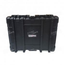 Maletín de transporte y almacenaje de kit completo de mantenimiento básico de usuario de Alveógrafo NG