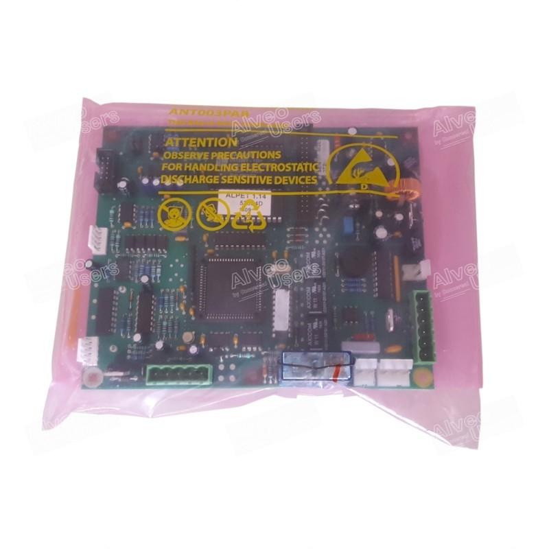 Placa CPU de amasadora y consistógrafo para el equipo alveográfico AlveoNG