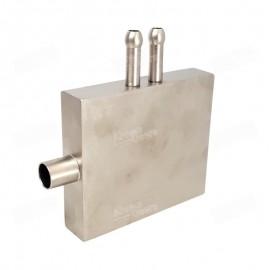 Refrigerador niquelado para la parte amasadora de los equipos alveográficos descatalogados MA-82, MA-87 Y MA-95