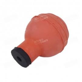 Pera de caucho de 15 ml para el grifo de salida de los equipos alveográficos descontinuados MA-82 y MA-87