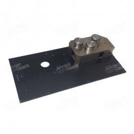 Conjunto bloque de cilindros de trituración del equipo de simulación de molienda Molino CD1 de Chopin Technologies