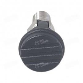 Nuevo modelo de pomo fijador para la tapa de la cubeta de amasado del equipo alveográfico NG de Chopin Technologies