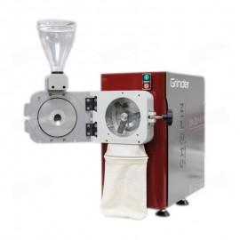 Molino de laboratorio Grinder-CHOPIN para la preparación rápida de muestras finas y homogéneas a partir de granos