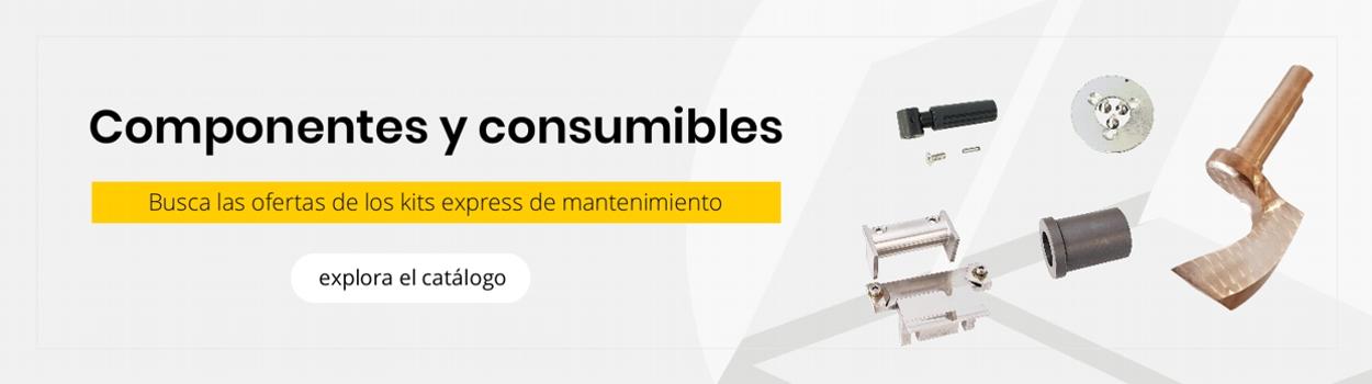 Recambios, componentes y accesorios para GlutenMatic 6000